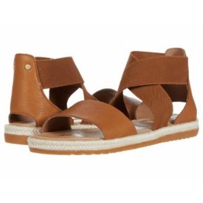 SOREL ソレル レディース 女性用 シューズ 靴 サンダル Ella(TM) Sandal Jute Camel Brown 2【送料無料】