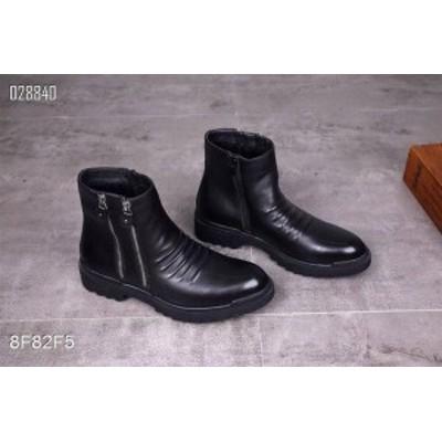 冬用 裏起毛靴 カジュアル 防寒 保暖 ブーツ ブーツ カジュアルシューズ  カジュアル ハイカットスニーカー メンズ カジュアルスニーカー