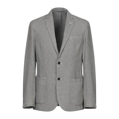 アティピコ AT.P.CO テーラードジャケット ブラック 48 コットン 100% テーラードジャケット