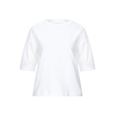 MOLLI T シャツ ホワイト S コットン 100% T シャツ