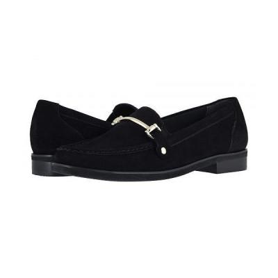 Walking Cradles ウォーキングクレイドル レディース 女性用 シューズ 靴 ローファー ボートシューズ Wren - Black Nubuck