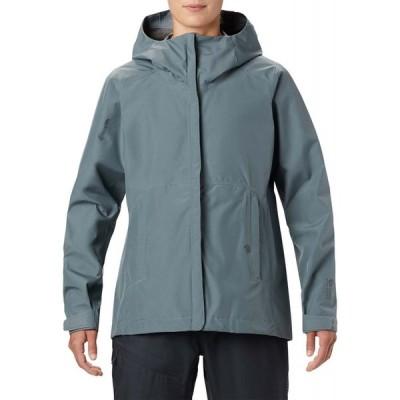 マウンテンハードウェア Mountain Hardwear レディース ジャケット アウター Exposure/2(TM) GORE-TEX Paclite Jacket Light Storm