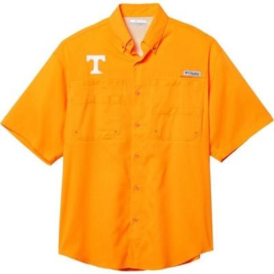 コロンビア Columbia College メンズ Tシャツ トップス Tennessee Volunteers Tamiami(TM) Short Sleeve Shirt Solarize