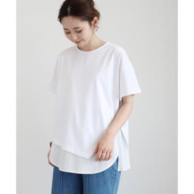 tシャツ Tシャツ SET Tシャツ+プリーツブラウス