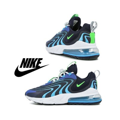 ナイキ Nike Air Max 270 React ENG / Blackened Blue / 取寄品