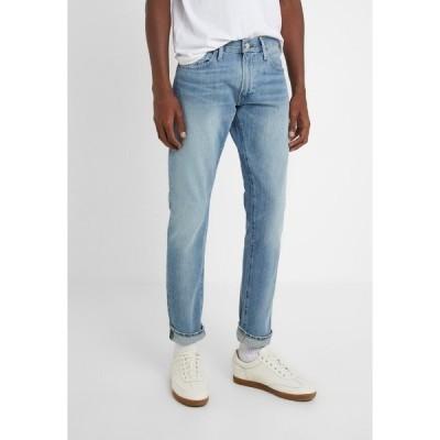 ラルフローレン デニムパンツ メンズ ボトムス Slim fit jeans - blue denim