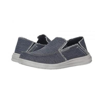 Dockers ドッカーズ メンズ 男性用 シューズ 靴 ローファー Ferris - Navy