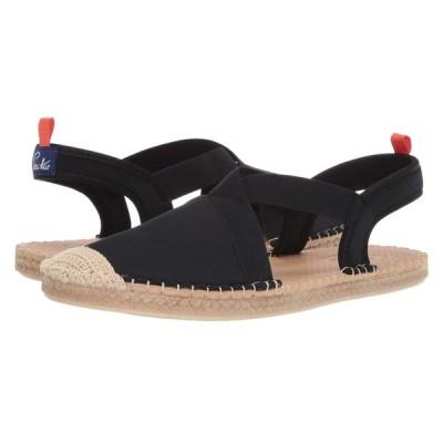 シースター ビーチウェア Sea Star Beachwear レディース スニーカー シューズ・靴 Seafarer Slingback Water Shoe Black