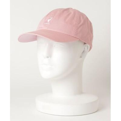 VANQUISH / Washed Baseball MEN 帽子 > キャップ