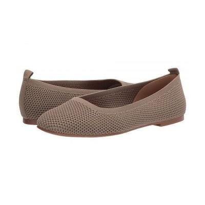 Lucky Brand ラッキーブランド レディース 女性用 シューズ 靴 フラット Daneric - Fossilized