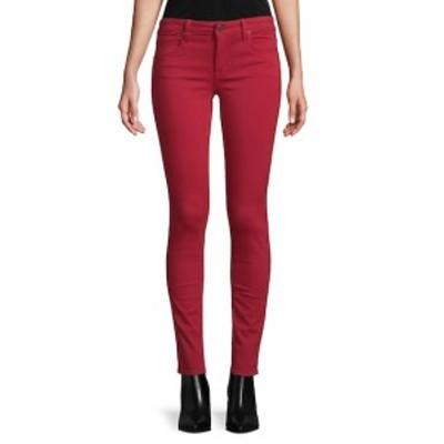 ジェネティックデニム レディース パンツ デニム Shya Mid-Rise Ankle Jeans