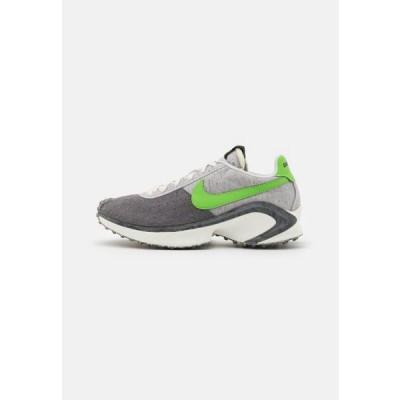 ナイキ メンズ 靴 シューズ D/MS/X WAFFLE - Trainers - smoke grey/mean green/photon dust/sail/black