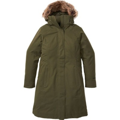 マーモット Marmot レディース ダウン・中綿ジャケット アウター Chelsea Down Coat Nori