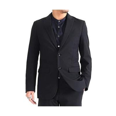 ノット 2B ストレッチ テーラードジャケット 57079107009 スーツ ブレザー (メンズ) 1(M) Black(19)