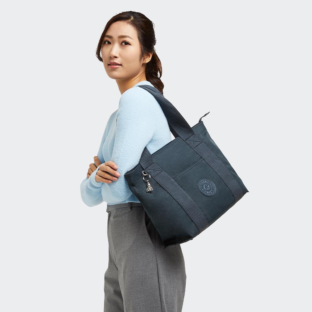 知性優雅藍手提包-ERA S