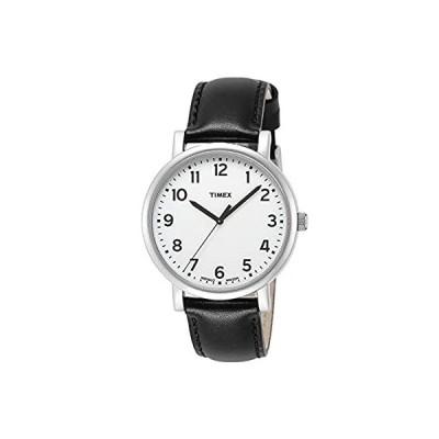 [TIMEX] 腕時計 モダン イージーリーダー TW2U84400 ブラック