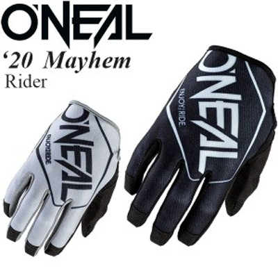 O'Neal グローブ Mayhem 2020-21年 最新モデル Rider