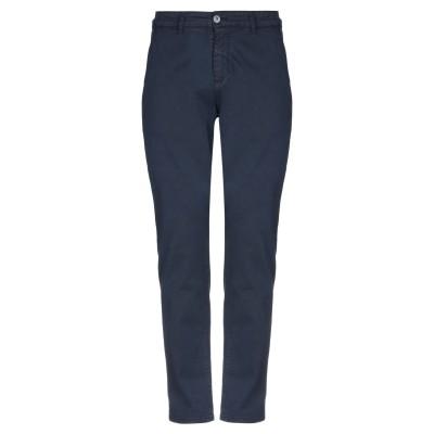 LIU •JO MAN パンツ ダークブルー 30 コットン 97% / ポリウレタン 3% パンツ
