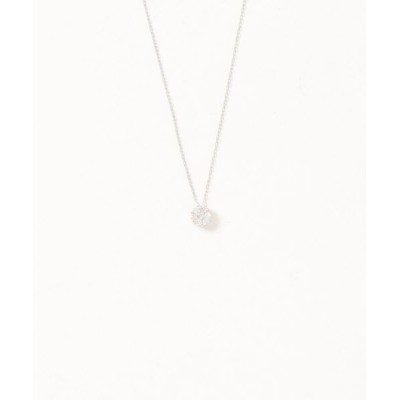 con affetto / K18 Diamond Necklace WOMEN アクセサリー > ネックレス