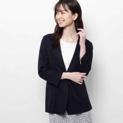 SOFUOL(ソフール)/レーヨンキュプラスムースライトジャケット