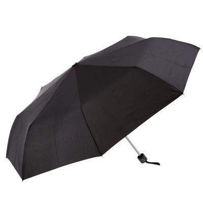 ノーブランド No Brand アテイン ATTAIN 軽量楽々ミニ 強風対応 60cm 8K (4059.black)