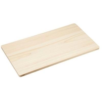 シンクに渡せる軽量ひのきまな板