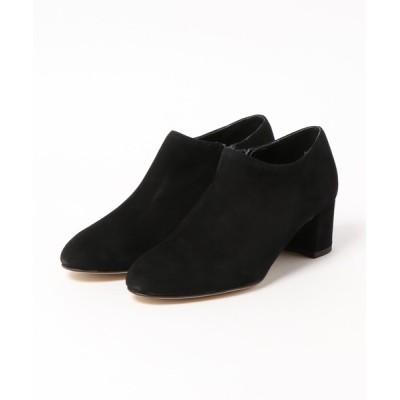 M.R'+@ / 【CORSO ROMA,9/コルソローマ9】アンクル ショート ブーツ ブーティ スウエード WOMEN シューズ > ブーツ