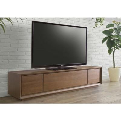 Natura テレビボード テレビ台 AVボード TVボード 木製 北欧 ナチュラル おしゃれ 幅180 W180 天然木 突板 リモコン オーク ウォールナット 4K