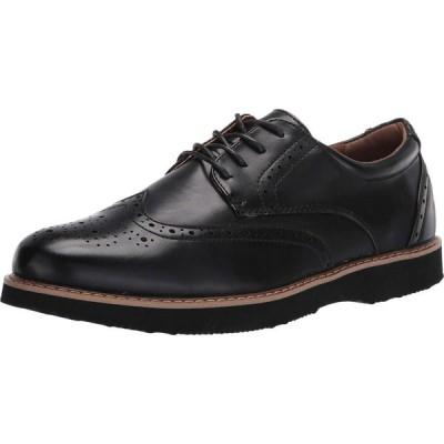 ディール スタッグス Deer Stags メンズ 革靴・ビジネスシューズ ウイングチップ シューズ・靴 Walkmaster Wing Tip Oxford Black