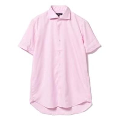 【アウトレット】B:MING by BEAMS / クールマックス (R) カッタウェイ ショートスリーブシャツ