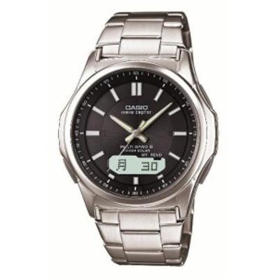 『全国送料無料』[カシオ] 腕時計 ウェーブセプター 電波ソーラー WVA-M630D-1AJF シルバー