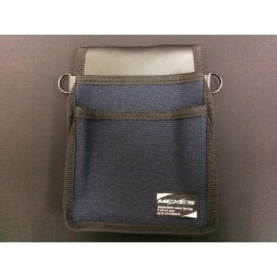 メクセス 帆布腰袋 ネイビーS CMX−02N