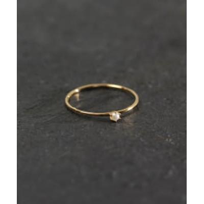 SATOMI KAWAKITA JEWELRY / R1601P 18K Yellow Gold Ring