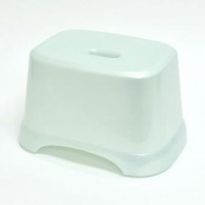 風呂椅子 バスチェアー アンティ untie CL  高さ20cm シルバーブルー ( 風呂いす 風呂イス ふろいす バスチェア バス用品 )