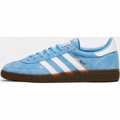 アディダス adidas Originals メンズ スニーカー シューズ・靴 Handball Spezial Trainer Light Blue/Footwear White