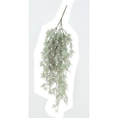 《 造花 グリーン 》◆とりよせ品◆Asca(アスカ) ティーリーフハンギングブッシュ グリ-ンピンク