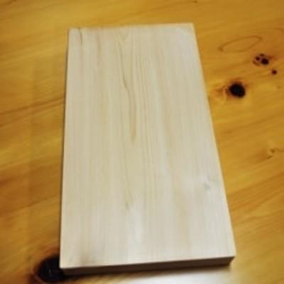 天然木曽檜まな板 1枚板(板目)