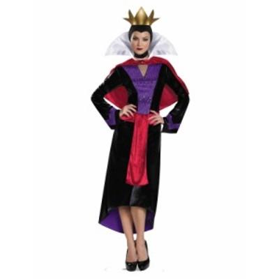 白雪姫 コスチューム コスプレ 邪悪な女王 継母 大人 ドレス 衣装 ハロウィン SNOW WHITE