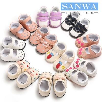 ベビー靴 練習靴 キッズシューズ ベビー ファーストシューズ   女の子靴  子供靴 幼児 赤ちゃん  出産祝い