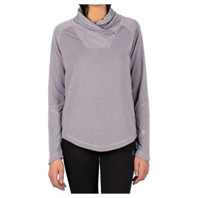 インデジェナ ニット&セーター レディース アウター Indygena Women's Varmo LT II Sweater Grey Moonshine H