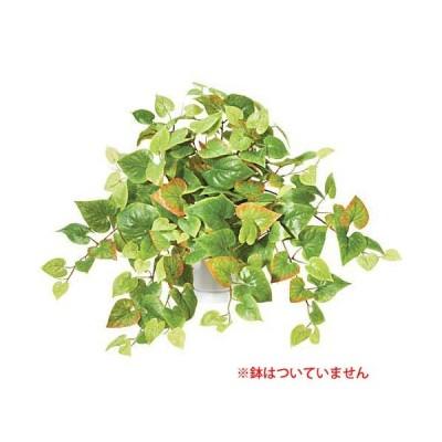 フェイクグリーン 観葉植物 壁面緑化 造花 ライトグリーンポテトブッシュ(159)(DF40/11)