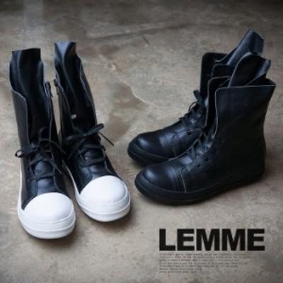 メンズ 靴★2015 S/S 最新!Men's SHOES★『シンプルデザインレースアップショートブーツ』★sh-092