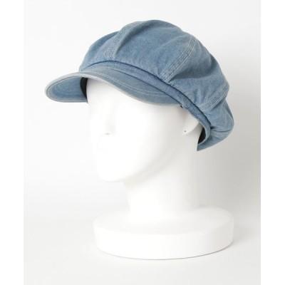 chumchum / Fone デニム キャスケット WOMEN 帽子 > キャスケット