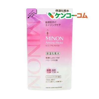 ミノン アミノモイスト エイジングケア ローション つめかえ用 ( 130ml )/ MINON(ミノン)