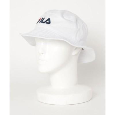 帽子 ハット FILA/フィラ コットンバケットハット