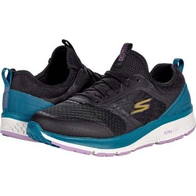 スケッチャーズ SKECHERS レディース ランニング・ウォーキング シューズ・靴 Go Run Consistent - Vivid Dreams Black