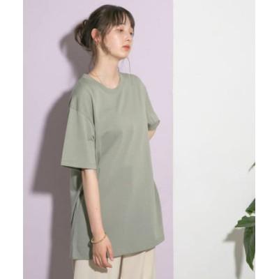 UR Lab. ルーズTシャツ(半袖)