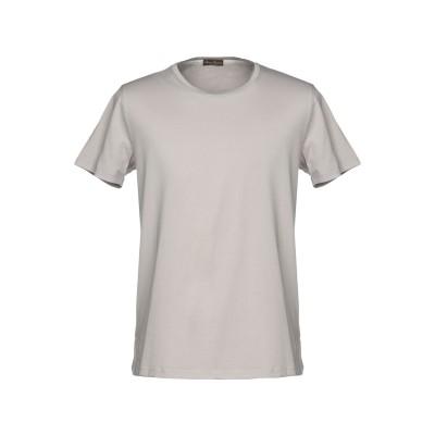 FLORENCE CASHMERE T シャツ グレー 50 コットン 100% T シャツ