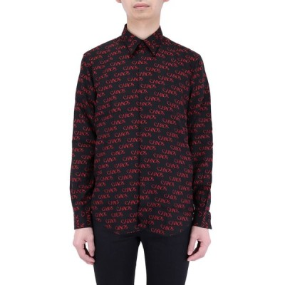 CHAOS REGULAR COLLAR SHIRT(3A003-0221-22) John Lawrence Sullivan(ジョンローレンスサリバン)