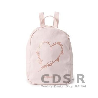 レペット バレエバックパック ペールピンク repetto WE LOVE REPETTO backpack 50330 73 B0330T